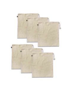 Eco Bag - Natural Cotton Fridge Bags - Eco Nation