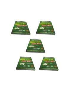 Rat Bond Traps (Pack of 5)