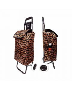 Foldable Shopping Trolley Bag - EverBest