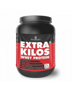 Extra Kilos Muscle Gainer Whey Protein (500 gm) - CRD Ayurveda