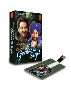 King Of Bhangra - Gurdas & Surjit Music Card - T Series