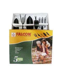 Premium Gardening Tools Set of 5 - Falcon