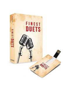 Finest Duets Music Card - Sony Music