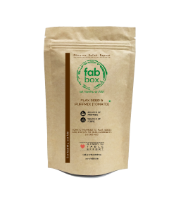 Flax Seed and Puff Mix (Pack of 2) - Fabbox