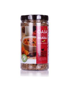 Real Fruit Muesli 1 kg - GAIA