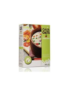Oats with Vegetables Tomato Flavour 200 gm (Pack of 6) - GAIA