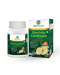 Garcinia Cambogia Weight Loss Support Capsules (60 Capsules) - BestSource Nutrition
