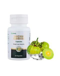 Garcinia Cambogia Capsules (60 Capsules - 500 mg) - GoYNG