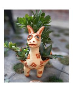 Giraffe Planter (Medium) - Bloom Bagicha