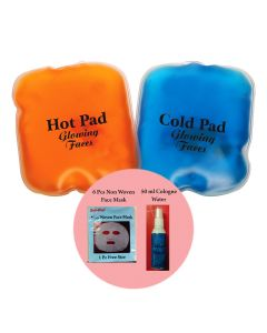 Glowing Faces Hot and Cold Therapy for Women - Rexo