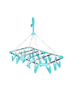 Hanging Drying Rack (30 Clips) - K Kudos