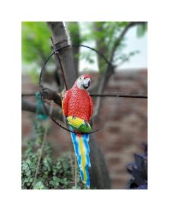 Hanging Parrot - Bloom Bagicha