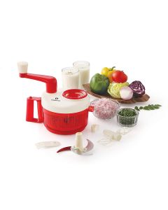Multi-Functional Food Chopper Blender and Cutter - Homecare