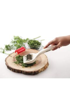 Herb Cutter with Oval Handle - Homecare