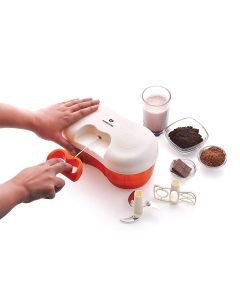 Vegetable Chopper with Double Containers - Homecare