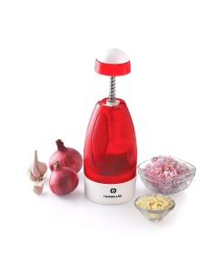 Vegetable and Fruit Chopper (Red) - Homecare
