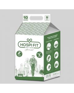 Adult Diapers (10 Pieces) - Hospifit