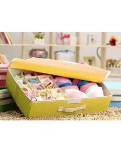15+1 Compartment Foldable Storage Box - House Of Quirk