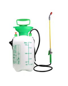Pump Action Pressure Sprayer with Pressure Release Valve - House of Quirk