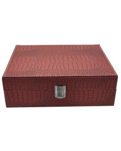 Portable 10 Slot Travel Watch Box - House Of Quirk