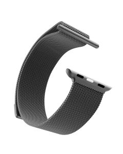 Stainless Steel Strap for 42 mm iWatch (Grey) - House Of Quirk