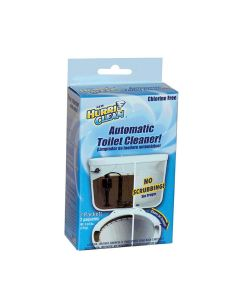 Hurriclean Automatic Toilet and Tank Cleaner (3 Packets)