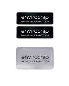 Immunity Booster Radiation Protection Chip (1 Smart TV Chip + 1 Mobile Chip) - Envirochip