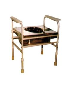 Invalid Commode With Cover - Vissco