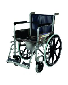 Invalid Wheelchair Regular With Commode 969 - Vissco
