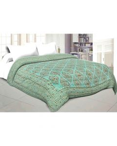 Double Bed Quilt - Jaipur Fabric