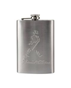 Johnnie Walker Stainless Steel Hip Flask 265 ml - K Kudos