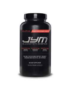 Alpha Dietary Supplement (180 Capsules) - JYM