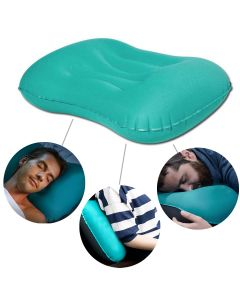 Ultralight And Inflatable Travel Neck Pillow - Kawachi