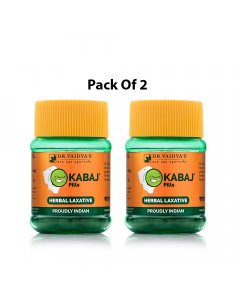 Kabaj Pills Pack Of 2 - Dr. Vaidyas