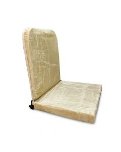 Meditation and Yoga Floor Chair with Back Support - Kawachi