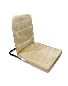 Right Angle Back Support Portable Relaxing Folding Yoga Meditation Floor Chair - Kawachi