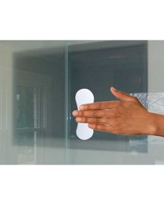 Self-Adhesive Sliding Door Handles (Pack of 2) - Kawachi
