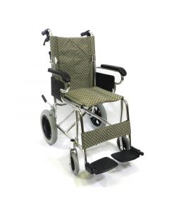Elite Compact Foldable Wheelchair - KosmoCare
