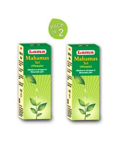 Mahamas Tel (Pack of 2 - 100 ml each) - Lama