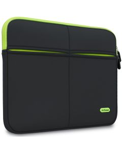 15 inch Laptop Sleeve with 6 Multiutility Pockets - AirCase