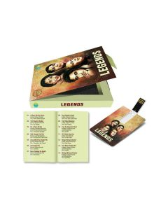 Legends Music Card - Saregama