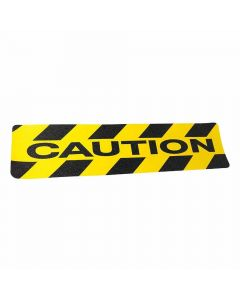 Anti Slip Caution Printed Strip (15 x 60 cm) - Lifekrafts