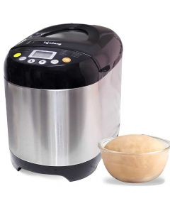 Atta & Bread Maker 550 W with 19 Pre-Set Menu with Adjustable Crust Control - Lifelong