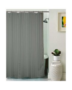 Shower Curtain with 12 Plastic Eyelets - Lushomes