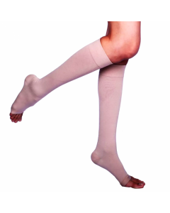Microfiber Compression Stockings For Varicose Veins Class 2 - Knee Length - Sorgen