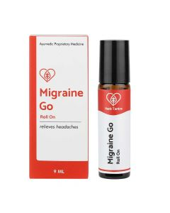 Migraine Go Headache Relief Roll-On (9 ml) - Herb Tantra