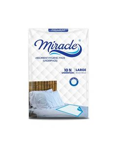 Underpads (90 x 60 cm) - Miracle