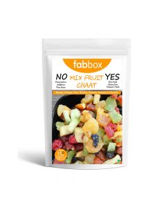 Mixed Fruit Chaat 140 gm - Fabbox