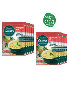 Mix Vegetable Soup (Pack of 2 - 10 sachets each) - Himalya