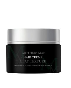 Hair Crème (Clay Texture) 50 gm - Mothers Man